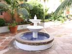 soothing water features