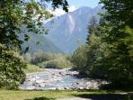 Skykomish River views