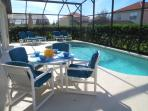 Enjoy our 30ft heated pool