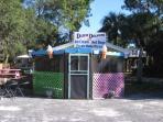 Dixie Delight sandwich  and ice cream shop