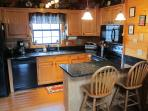 Fully equipped Kitchen. Includes Margaritaville Maker, Waffle Maker, Griddle