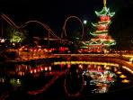 Tivoli is a must for all visitors, young and old. The 2nd oldest amusement park in the world.