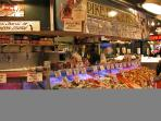 Pike Place Market Seafood