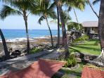 Oceanfront Kona Home-Private-Beach &Ocean Access-