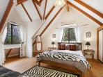 African Cottage Bedroom 1