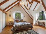 African Cottage Bedroom 2