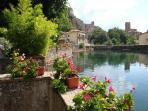 Santa Fiora: la Peschiera (30 km)