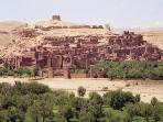 Ait ben Adhou - Site classé au patimoine mondial de l'Unesco