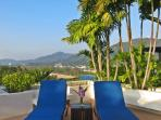 Private Rooftop Terrace With Amazing Views Of Kata Beach