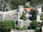 The Castle TRSAT