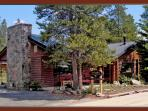 Two Feathers Cabin ~ a jewel at forests edge