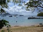 Pigeon Island is a National Park nearby with 2 lovely beaches plus Jambe de Bois restaurant