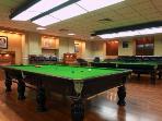 Snooker / Billiards Accessible