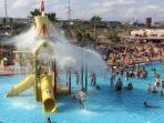 Aqua Natura water park - Murcia. kid love it. Next door the is a zoo!!