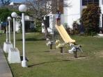 Resort playground