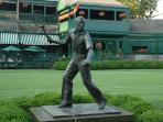 International Tennis Hall of Fame - 10 minute walk from the Anna Pell House