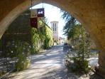 village 'Molières' 12 kms