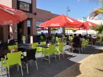 Condado club restaurant and bar