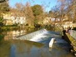 village house river