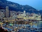 Monaco, very easy acces from the appart , 40 mn