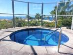 Jacuzzi near my unit, Sky Pool & lower pool have Jacuzzi's  also