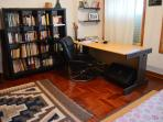 The study / guest room