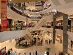 World class shopping