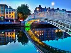 Dublin Penny Bridge