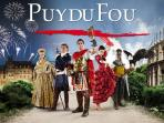 World famous Puy du Fou theme park within 30 minutes drive, absolutely amazing night time shows!