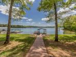 Your own private boat dock