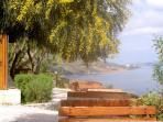 Typical scenery around Crete
