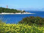 Fiscardo lighthouse