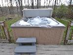 Nicest Hot Tub we have!