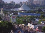 Summerfest - world's largest music festival. Also host for ethnic festivals in summer