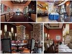 Forte restaurant  at the Grande apart-hotel