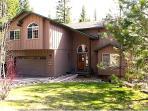 Serenity Retreat Tahoe!  6 bedroom, 3 Bath, 3 Levels, Wifi, Game Room, Hot Tub!