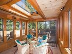 Four Seasons Porch And Breakfast Table