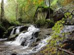 Cascade de la Pisserotte (6 kilometers)