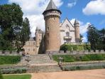 Chateau de Busset (33 kilometers)