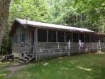 Sherwood Forest Cabin #1