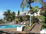 Beautiful villa with mature gardens and swimming pool