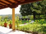 Country apartment for two in central Istria