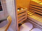 sauna privata