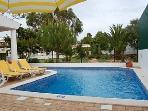 Blissful Villa Guia Pool/ Wifi/ Air/con Offers **