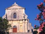 l'église de Rogliano