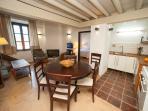 Salón del apartamento LUNA