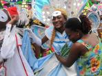 Come party at the second largest carnival in the Caribbean.