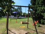 part of kids outdoor games