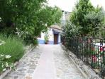 Casa Rural en Alcalá del Júcar, 'Río Tranquilo I' Entrada