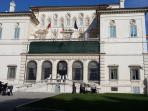 vista di Villa Borghese